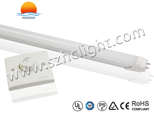Internal driver dimmable LED tube