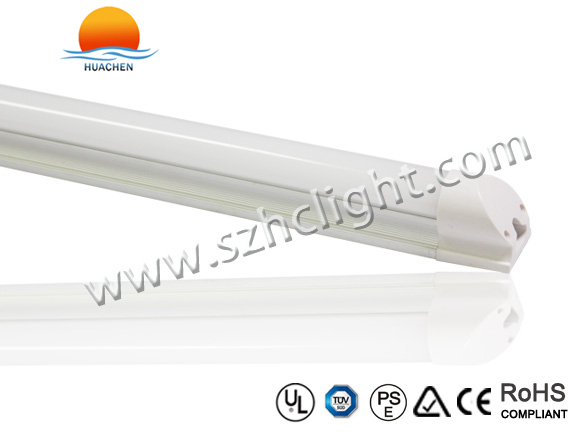 Integrated T8 LED tube